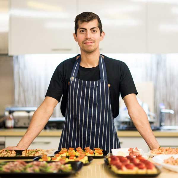 Chef Rob Morales