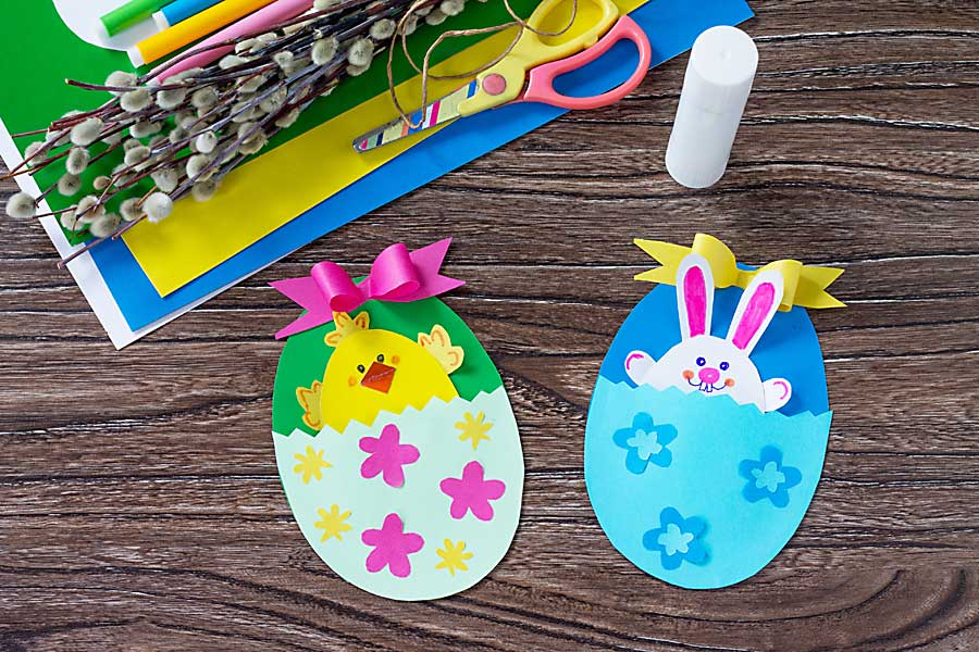 Easter Crafts Games And Activities To For Young And Young At Heart