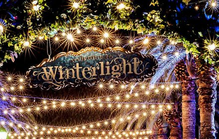 Christmas in July - Winterlight Paramatta