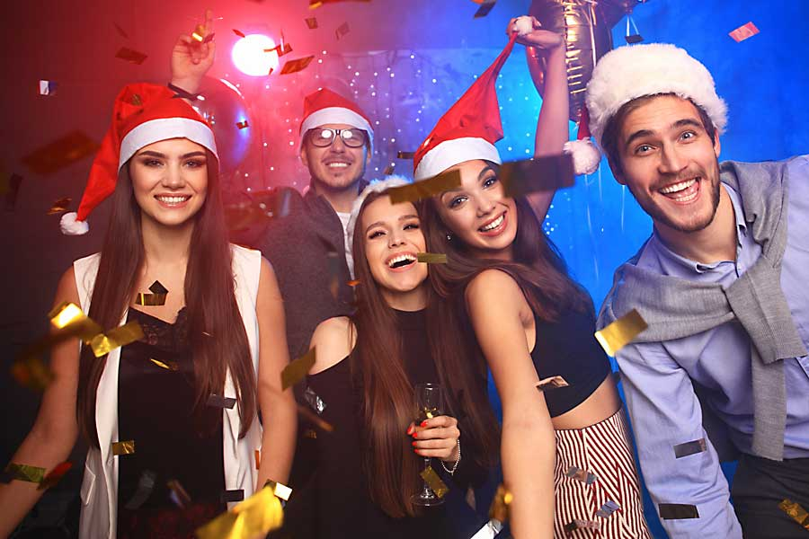 6 ideas for a corporate christmas party thats a little different