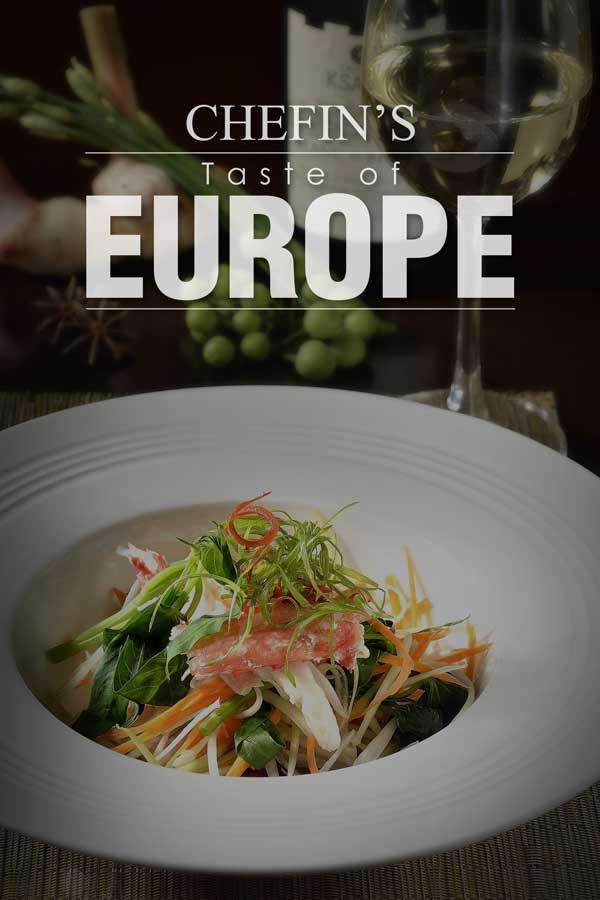 Taste of Europe