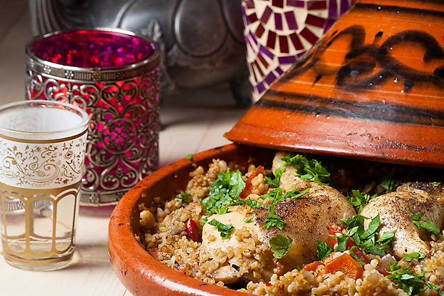 couscous traditional dish