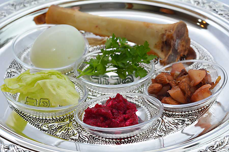 Bar Mitzvah traditional food
