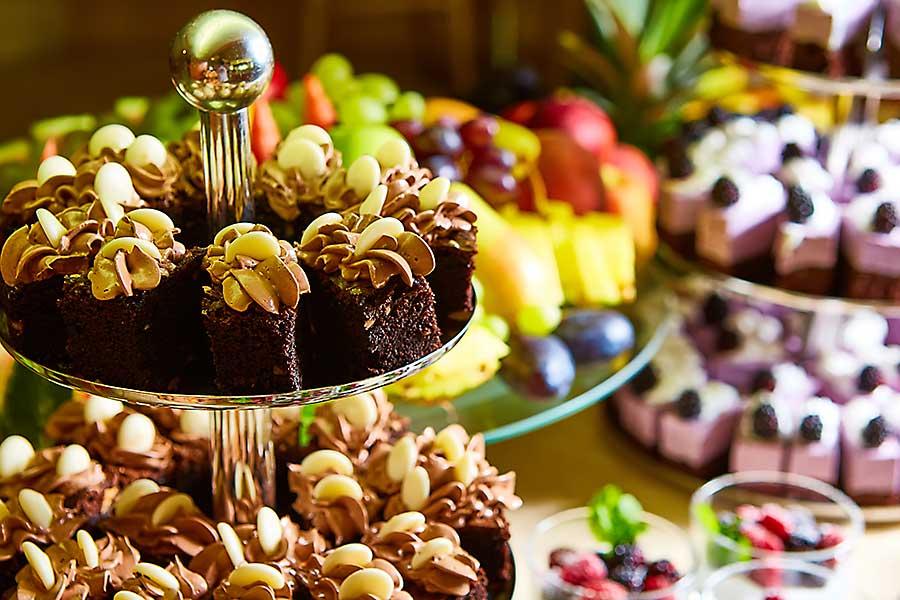 Birthday catering
