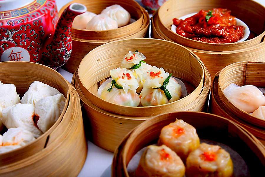 Taste of China - Dim Sum