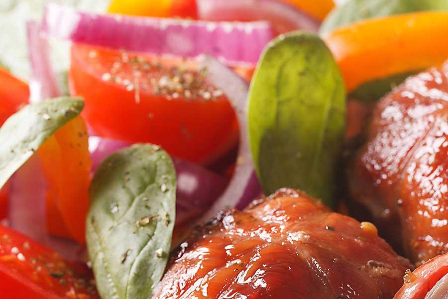 ballotine - sausage