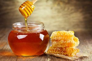 Honey - increases sexual vigour