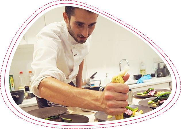 Chef Mehdi Baileche