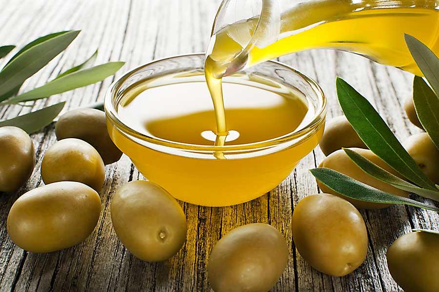Olive oil - cold-pressed virgin