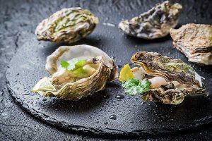 Oysters - Casanova food