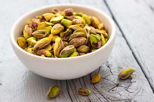 Pistachios - aphrodisiac food for better errection