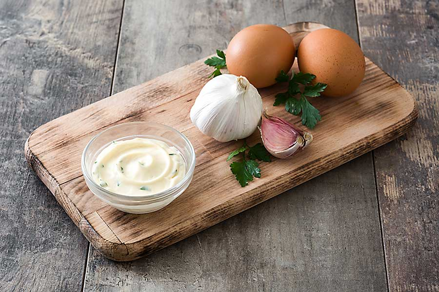 aioli ingredients