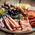 Assiette - cold cuts plate