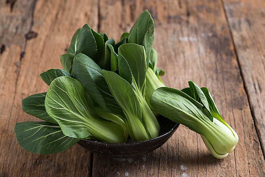 bok choi - Chinese cabbage