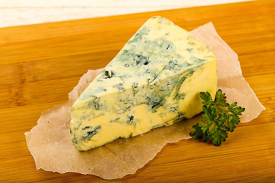 Yellow gorgonzola