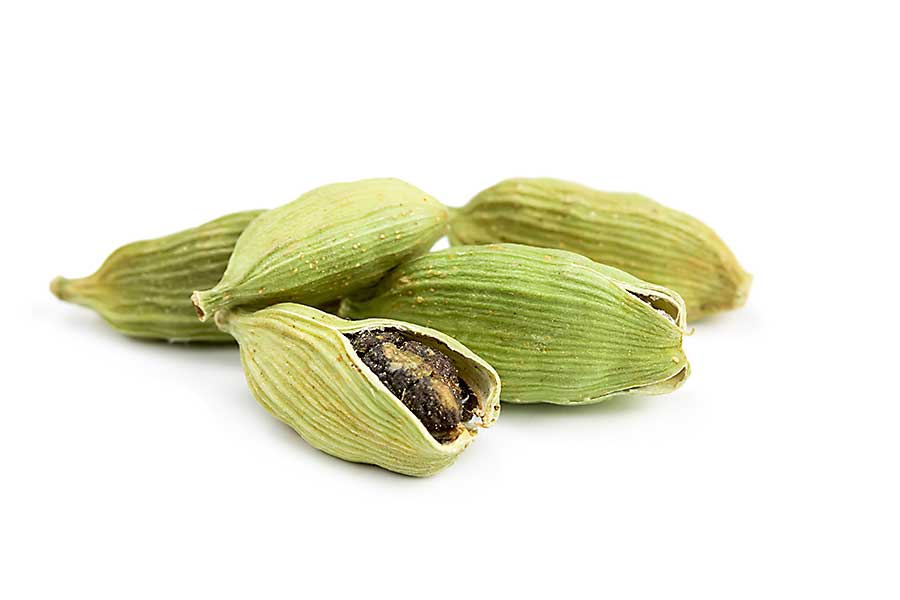Cardamom - dried pods