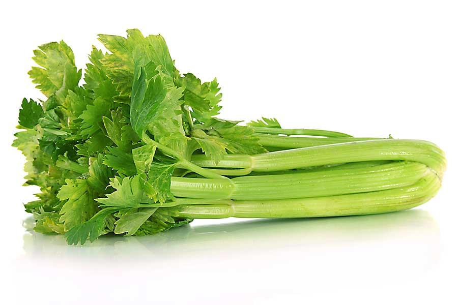 Celery leaf - edible part