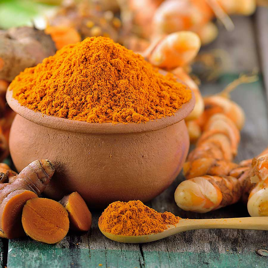 Tumeric (curcuma) powder