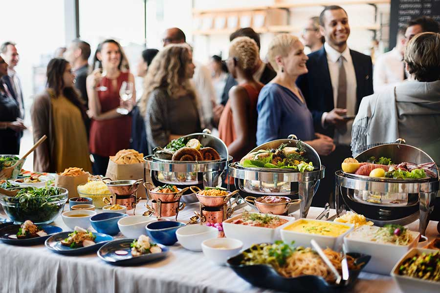 buffet catering for corporate events