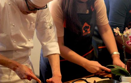CHEFIN Japanese Cuisine Cooking Class