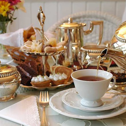 High Tea catering in Sydney