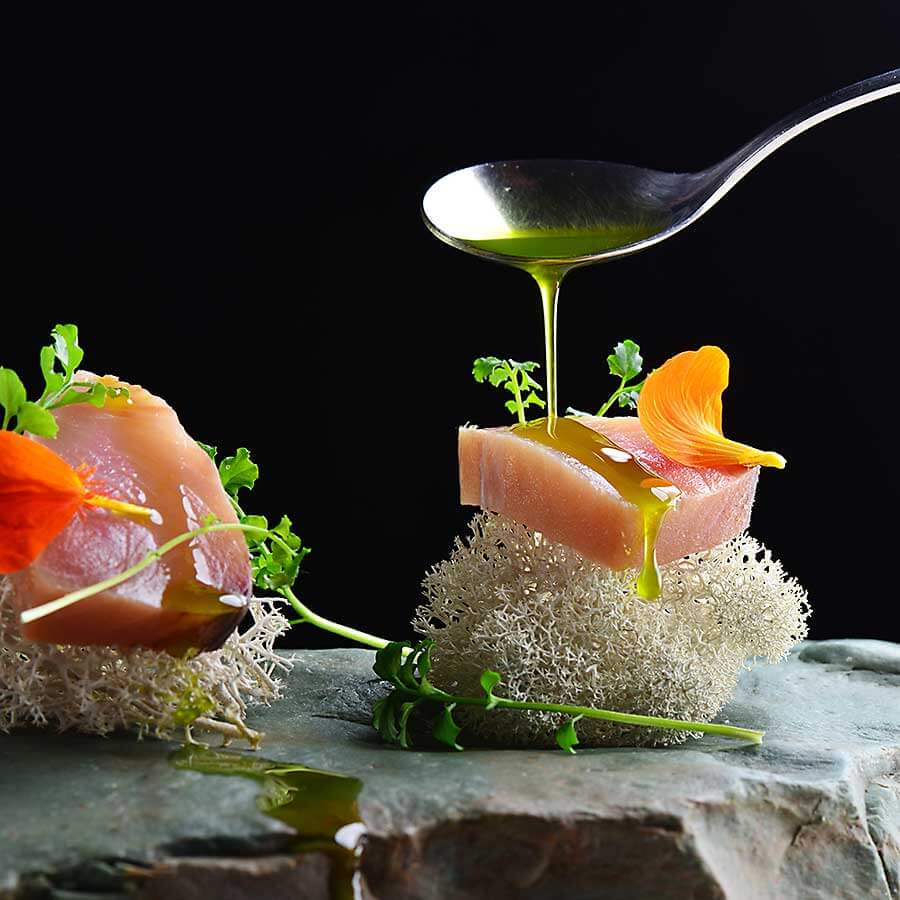 Learn how to turn food into a work of art.