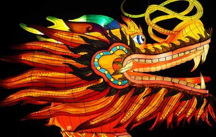 Lunar New Year - Chinese Dragon
