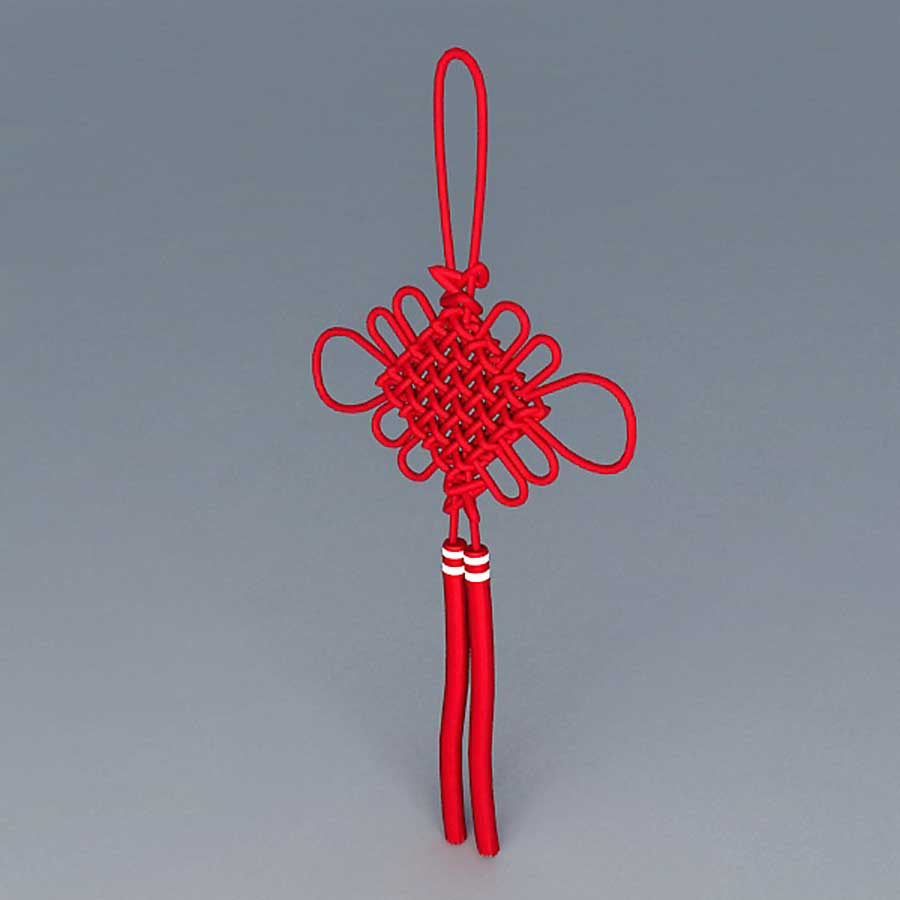 Lunar New Year - Chinese Knotting