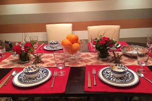 How to Set the Table for Chinese New Year