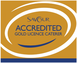 CHEFIN - Savour Gold Licence Caterer