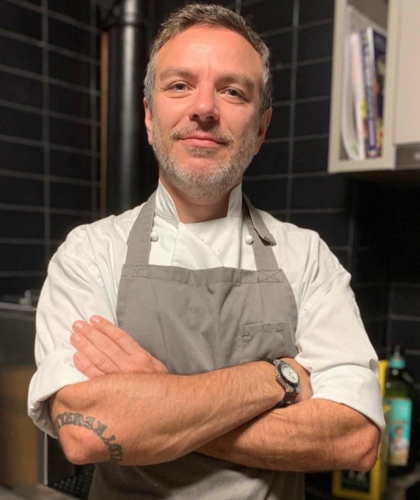 Chef CARLOS MOREIRA - Private Chefs Sydney