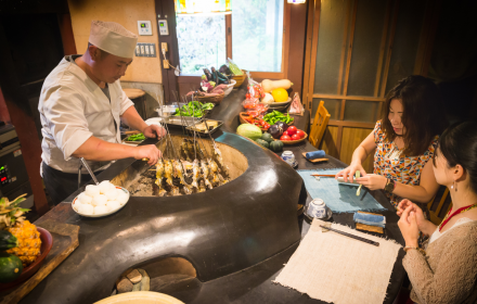 THE ULTIMATE GUIDE TO JAPANESE COOKING TECHNIQUES