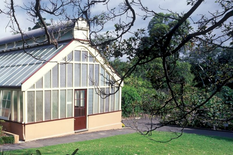 Royal Botanical Gardens Palm House